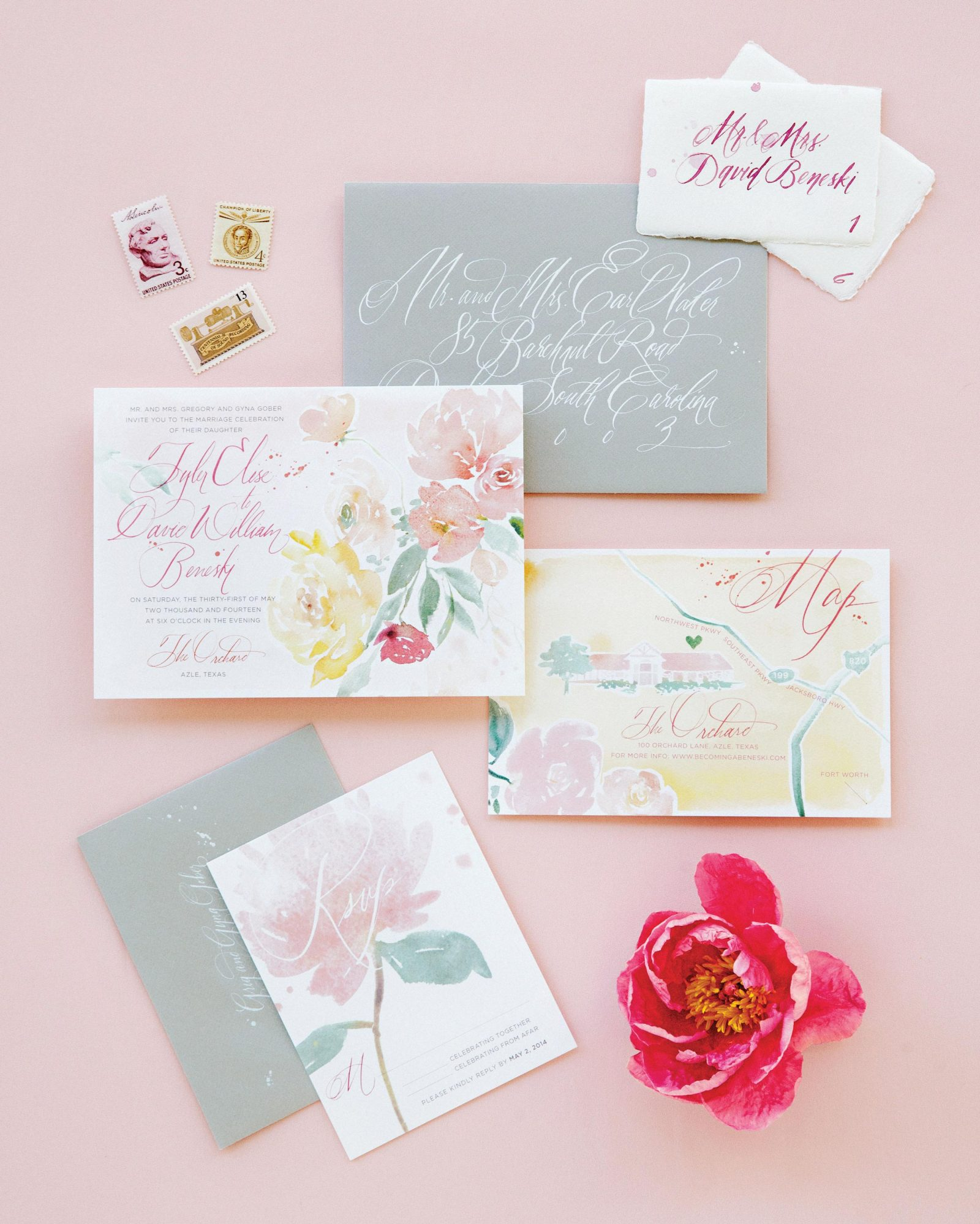 What do you do if people add guests to RSVP cards?