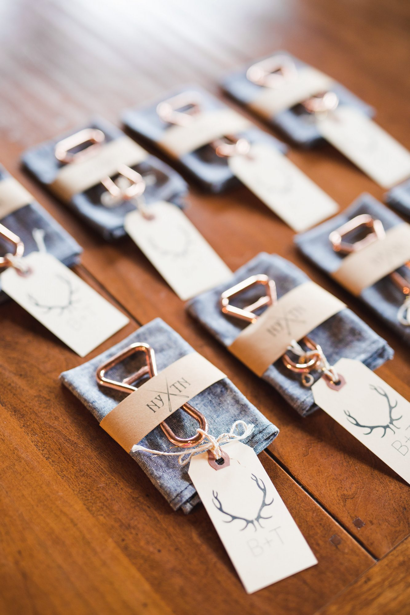 Bottle-Opener Favors