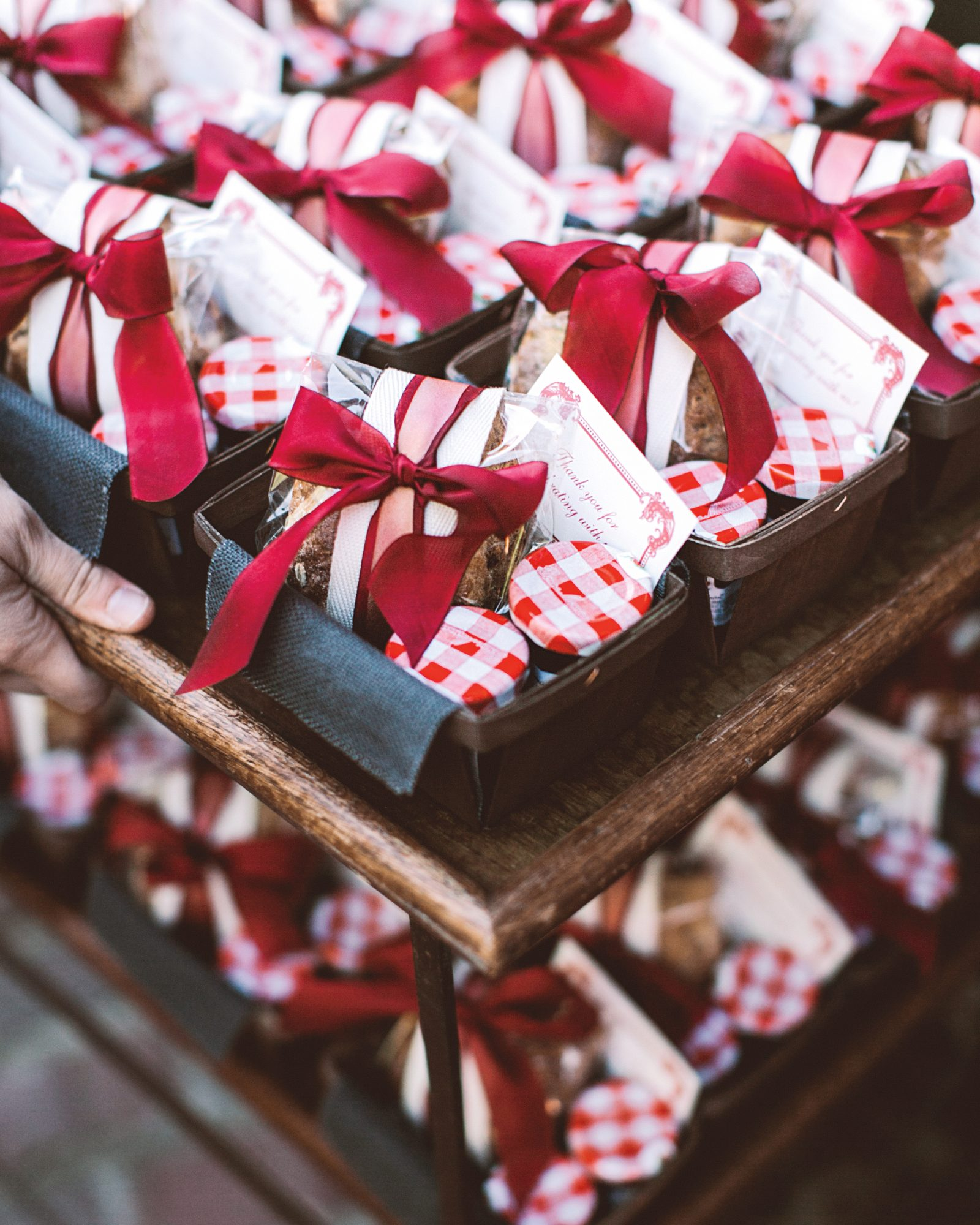 wedding favor jars
