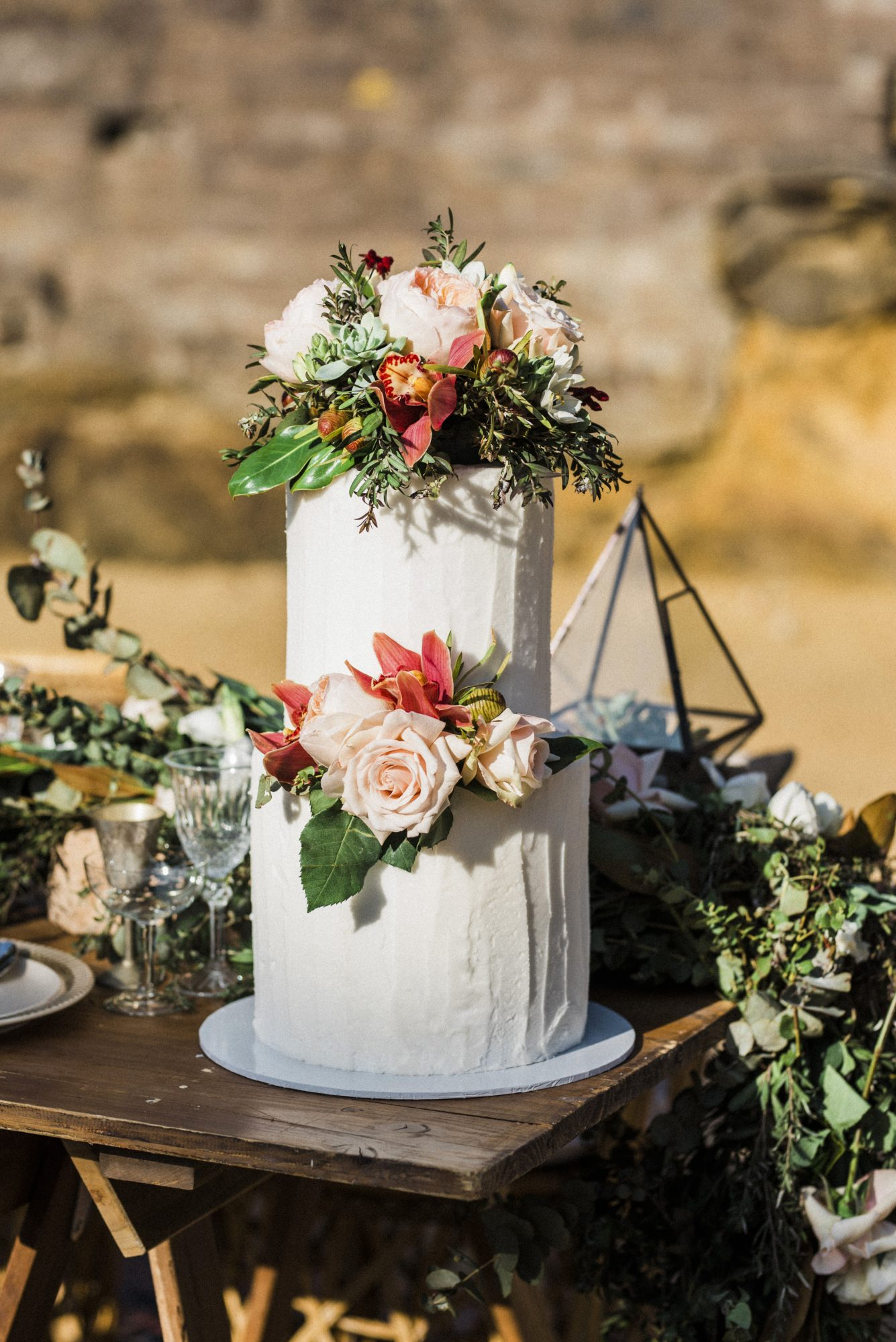 floral wedding cakes amy nelson