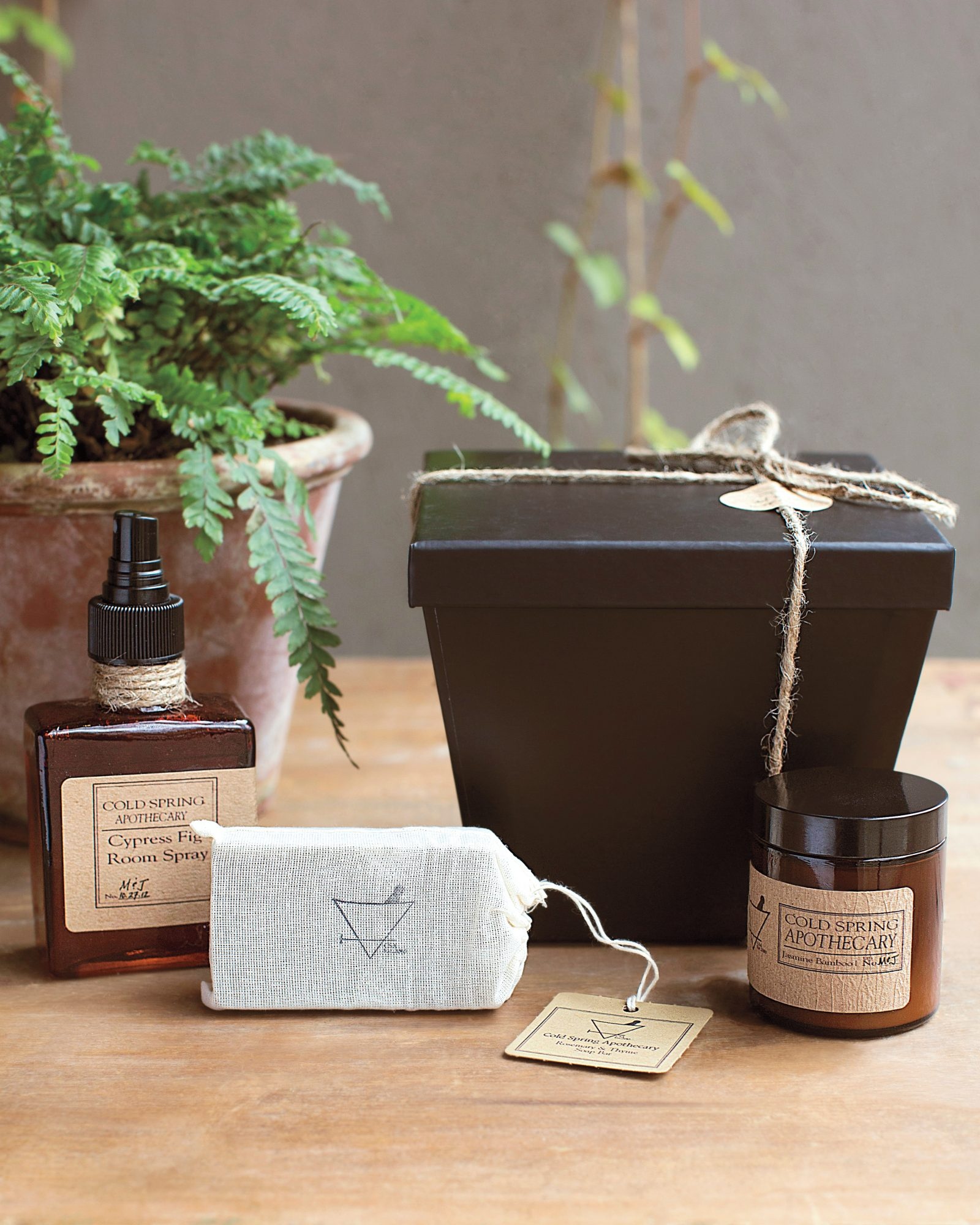 Fall-Scented Favors