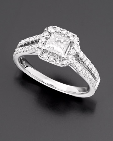 1-1/3ct.t.w Engagement Ring