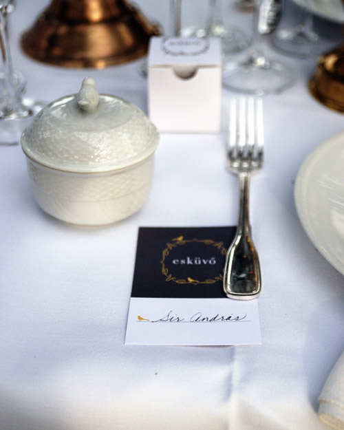 The Place Settings