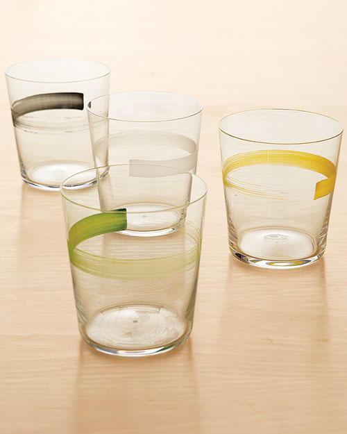 In the Morning: Tumblers