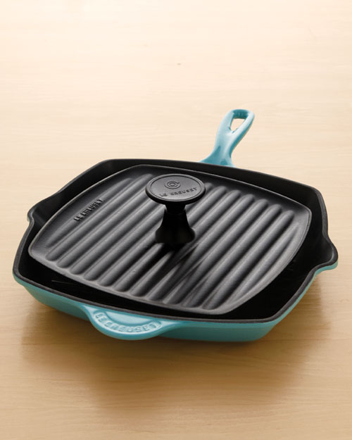 During the Day: Panini Press and Grill