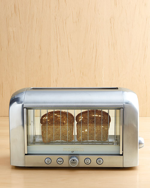 In the Morning: Toaster