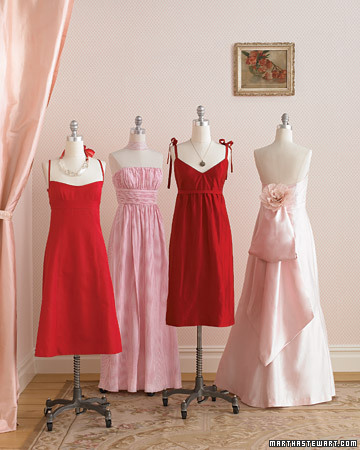 Bridesmaids' Attire