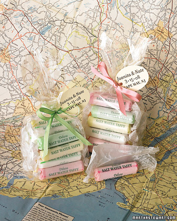 Saltwater Taffy from New Jersey