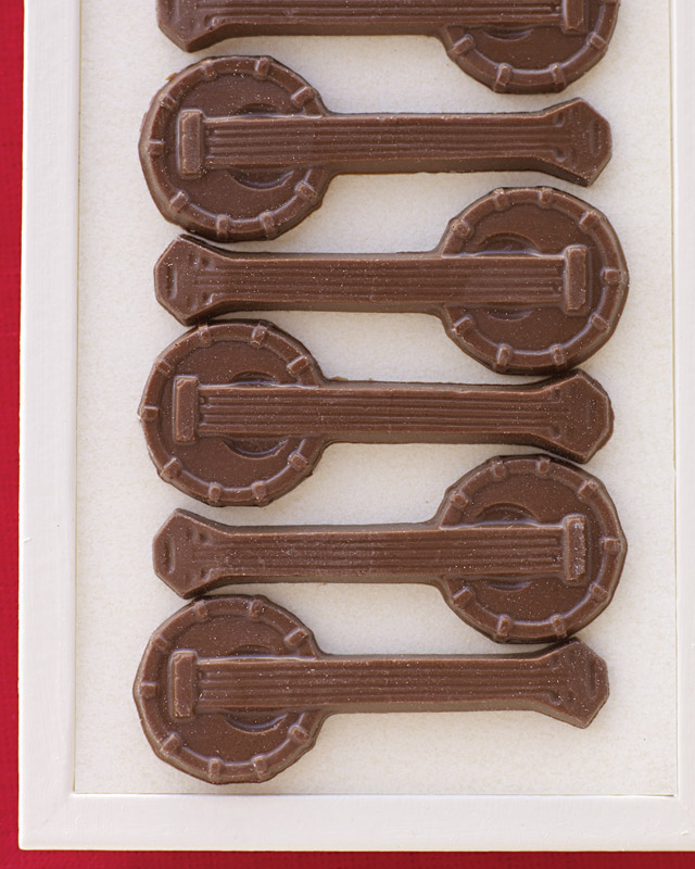 Chocolate Banjos