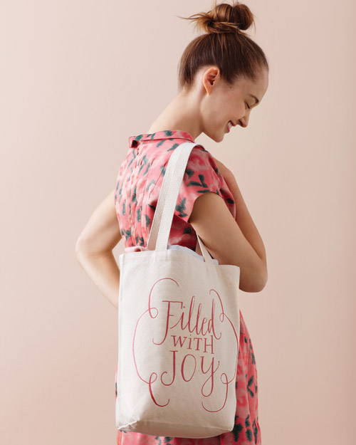 Tote Bag Wedding Favor