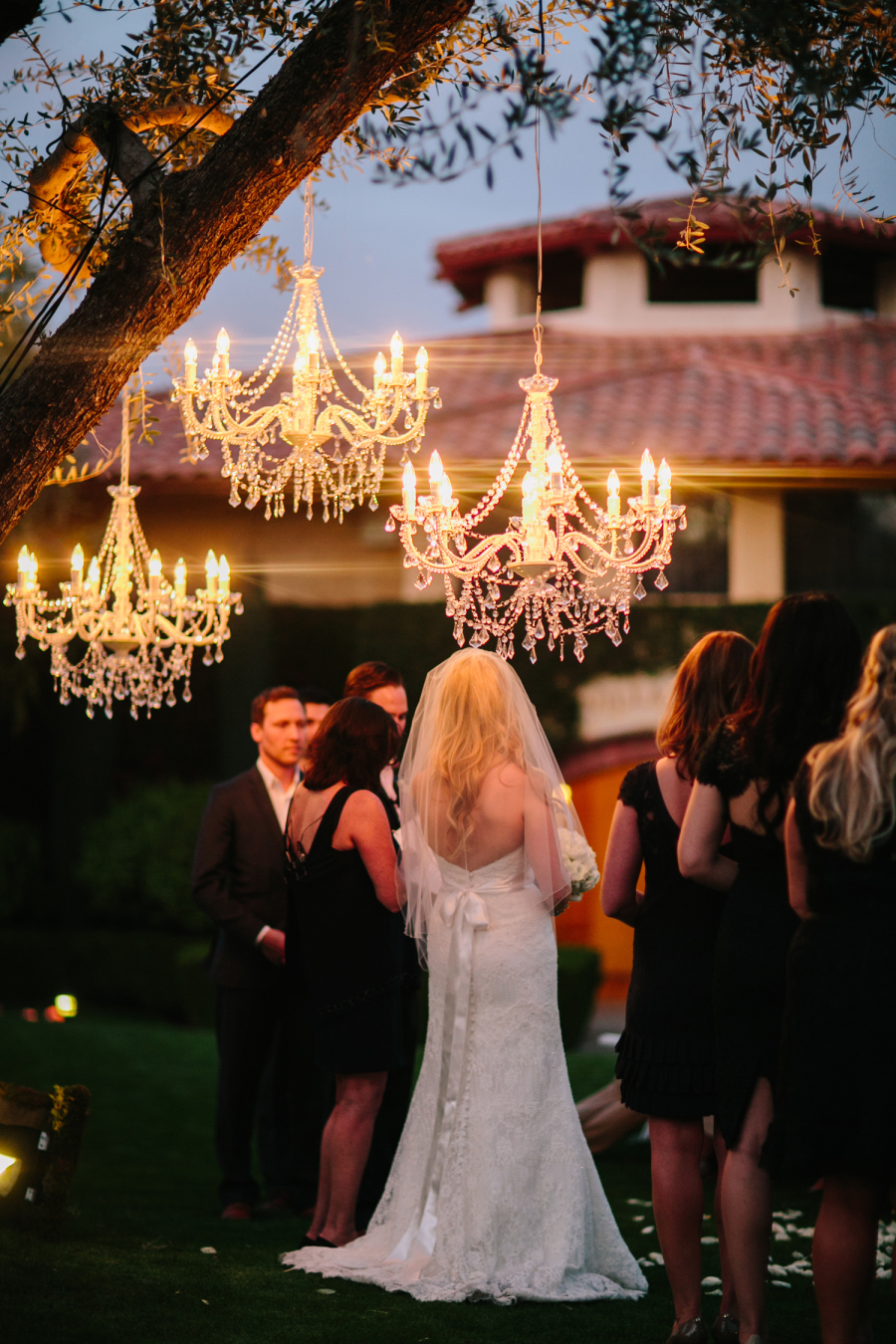 wedding chandeliers