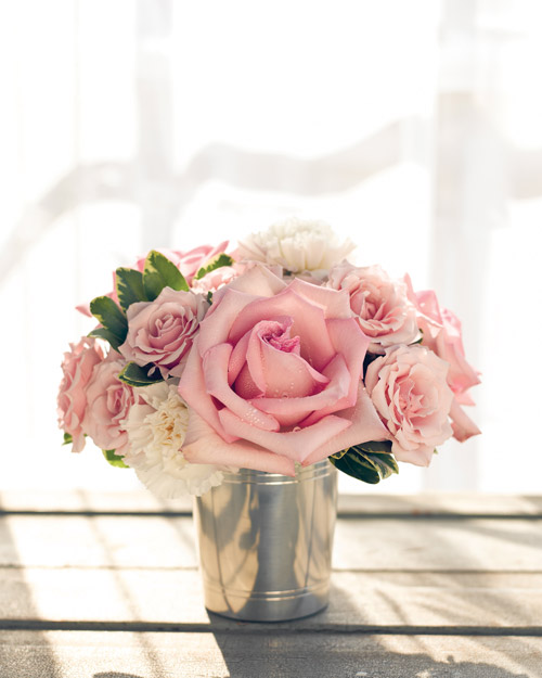Martha Stewart Sweet Pink Bouquet