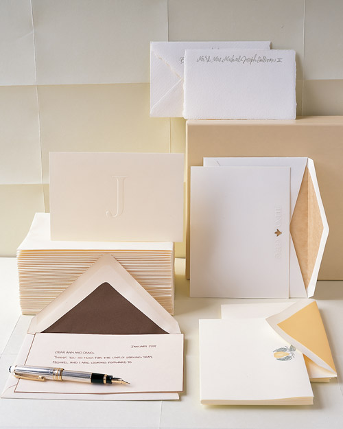 What Should Your Thank-You Notes Look Like?