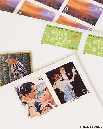 Themed Stamps