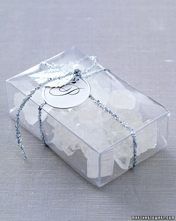 Icy Favors