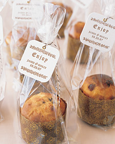 Panettone Favors