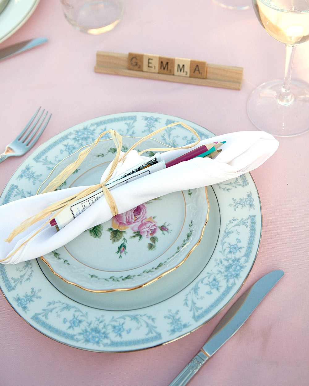 Eclectic Place Settings