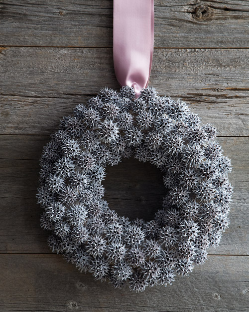 Sweetgum Fruit Wreath