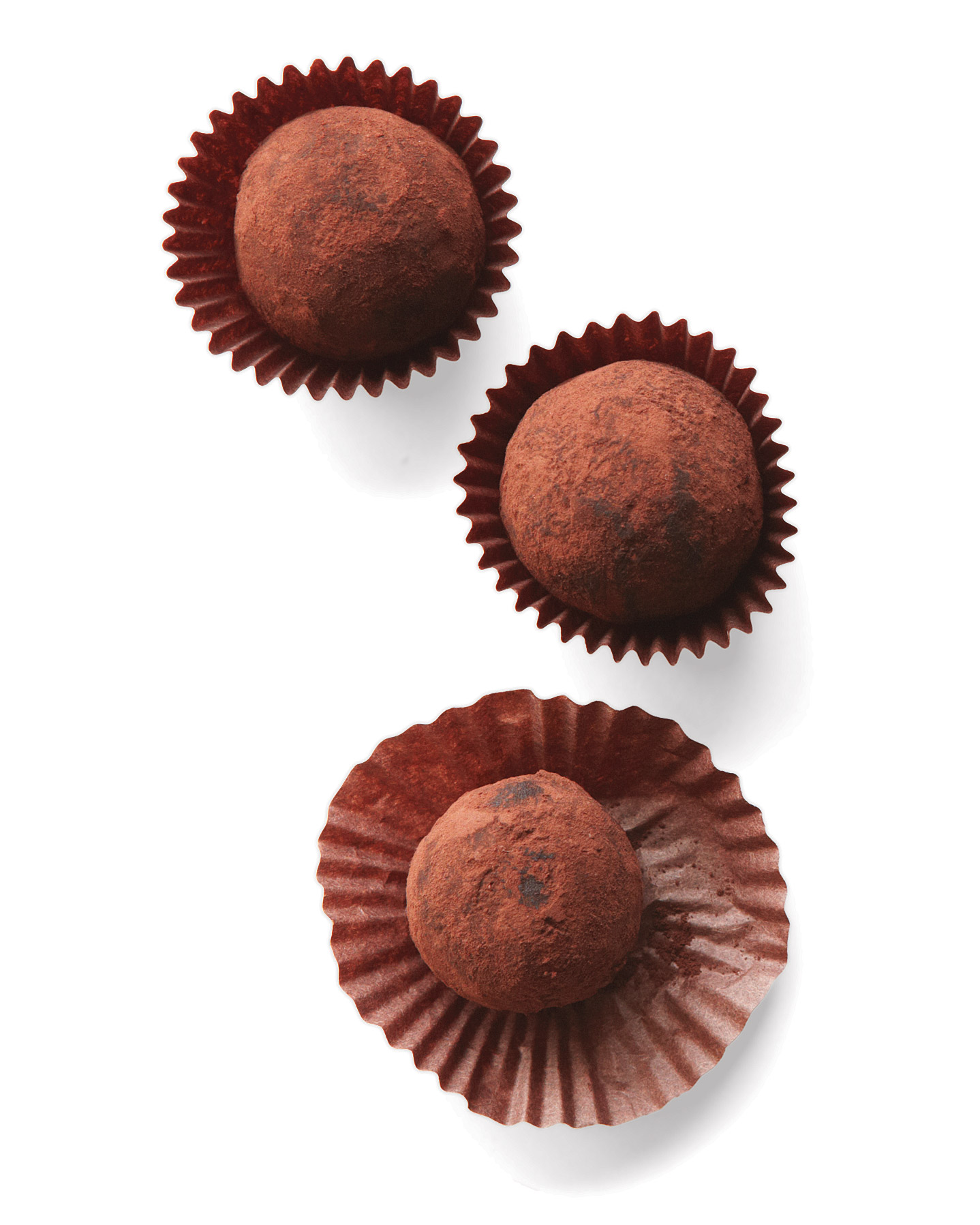 Chilled Ganache: Peanut Butter Truffles