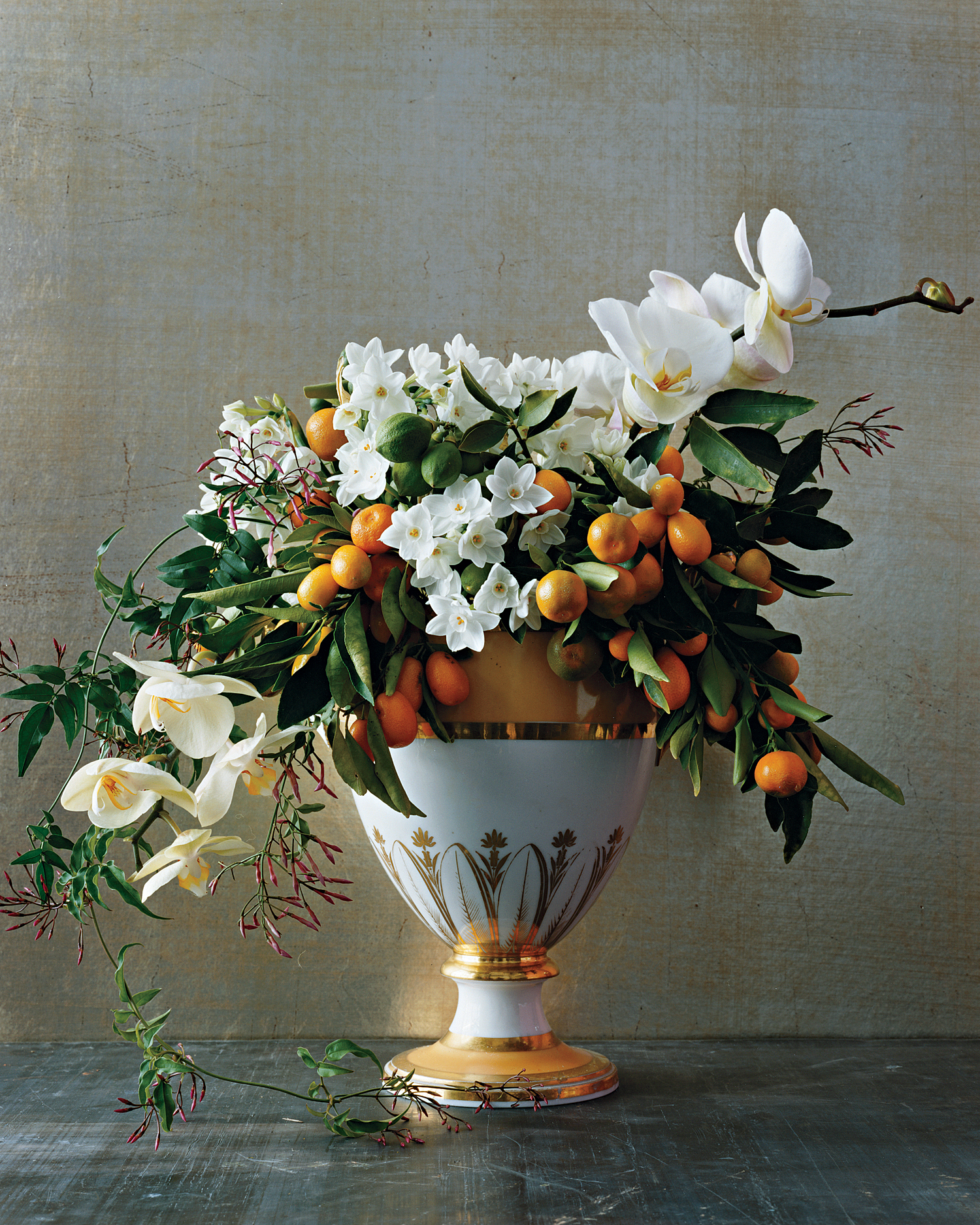 Arrangement with Sweet Frangrances