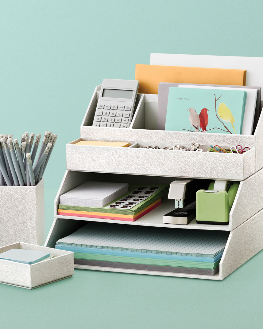 Stack+Fit™ Desk Accessories