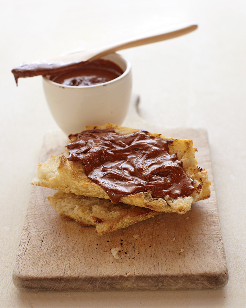 Hazelnut-Chocolate Spread