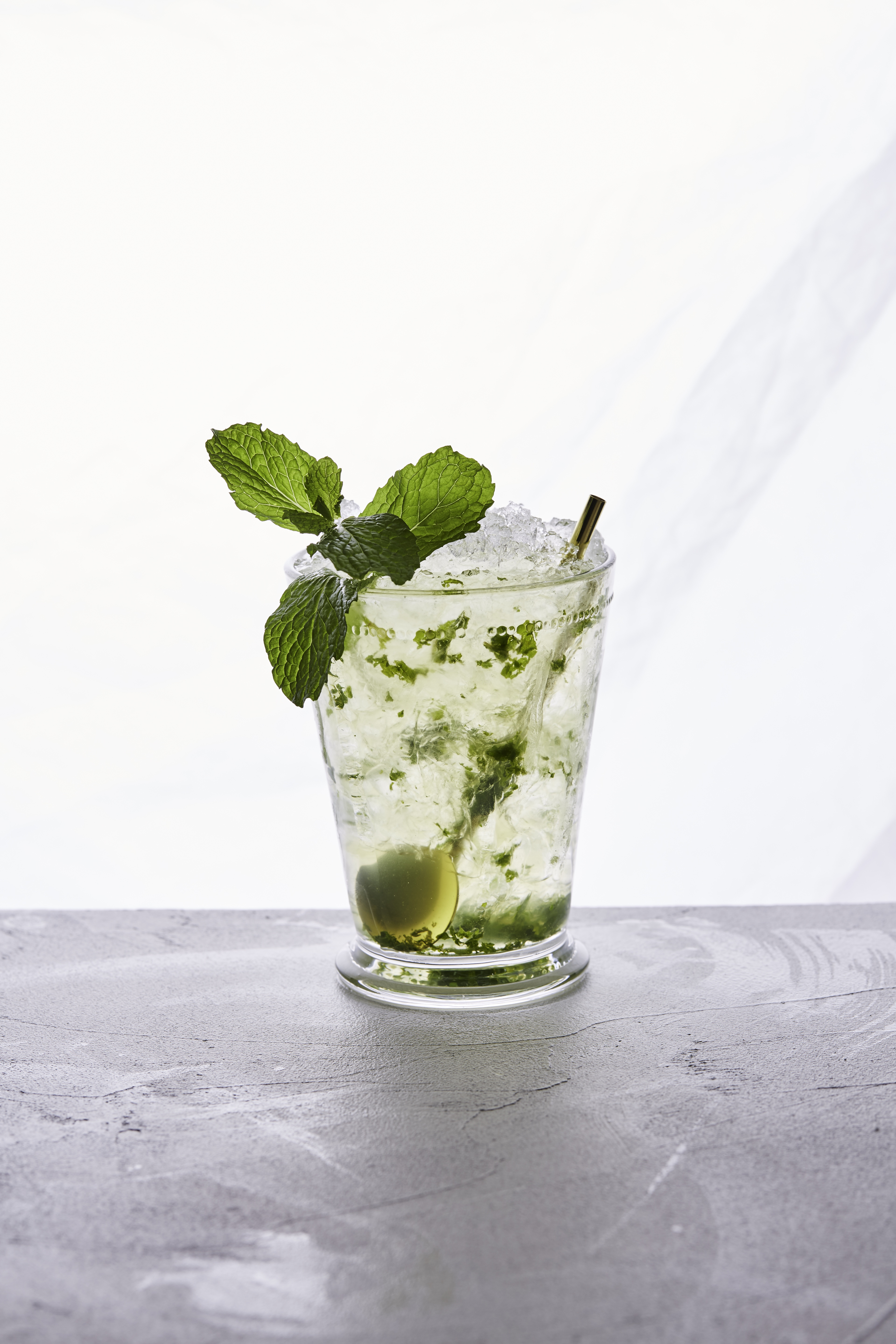 gin julep cocktail