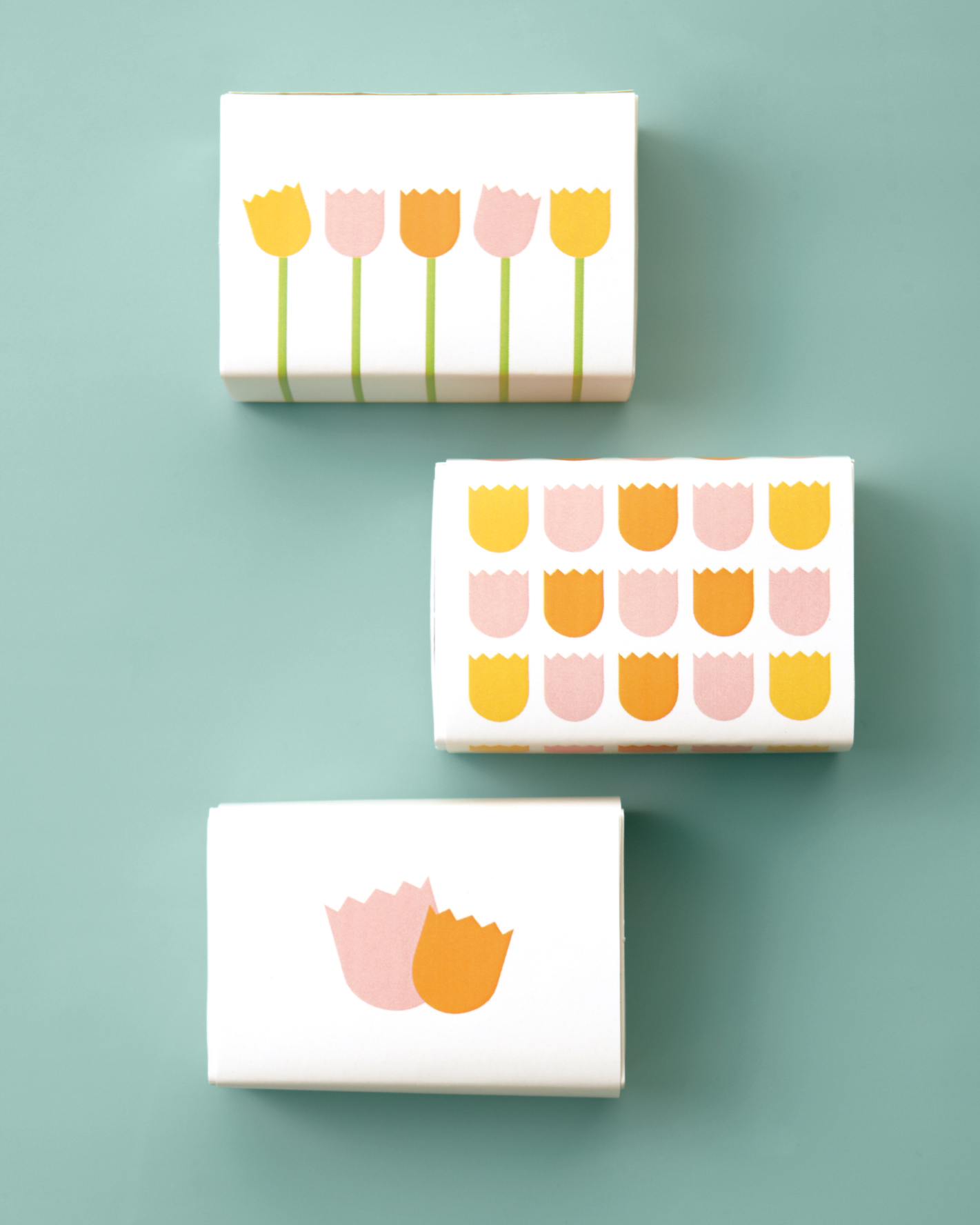Tulip Favor Packaging