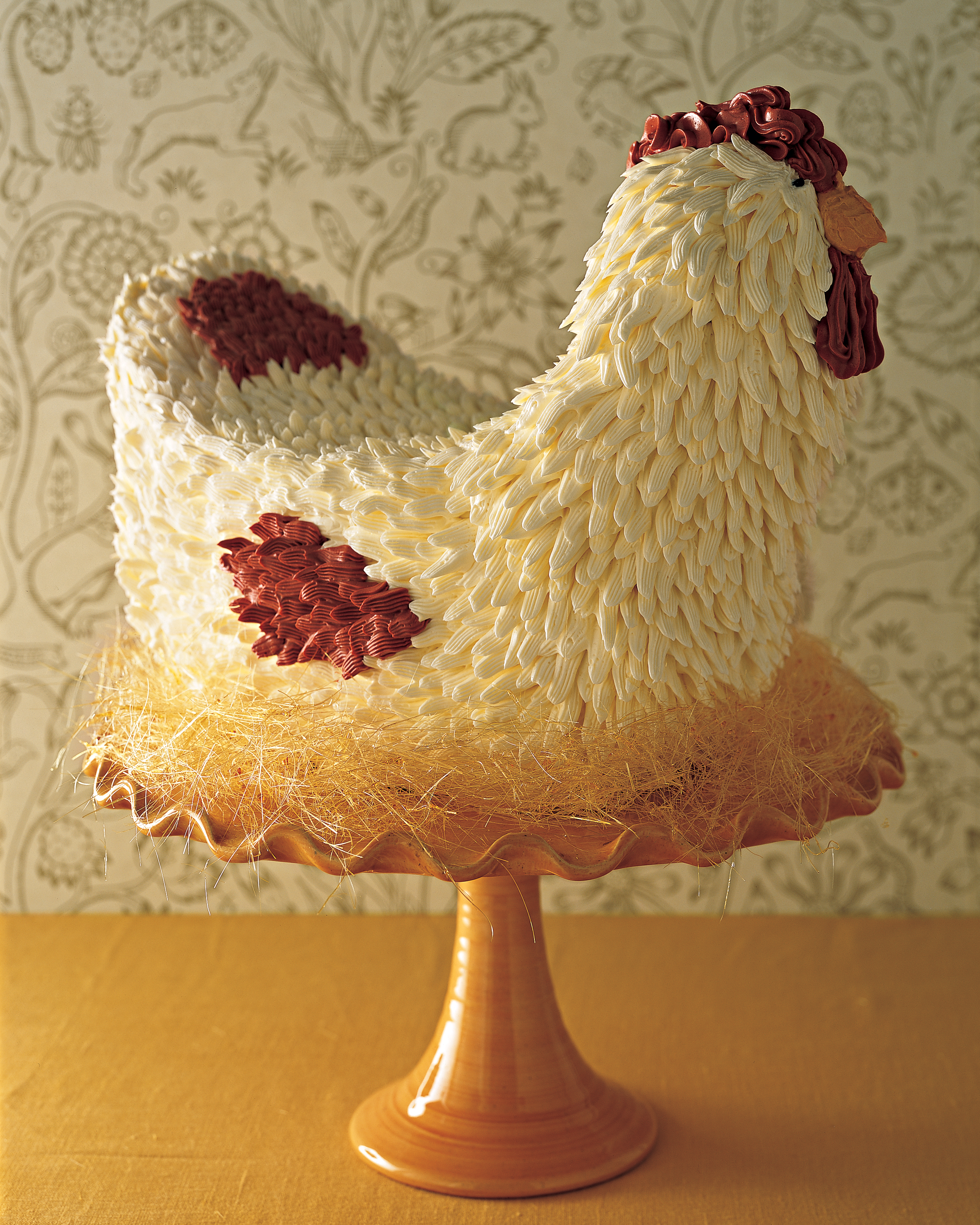 Mother-Hen Cake