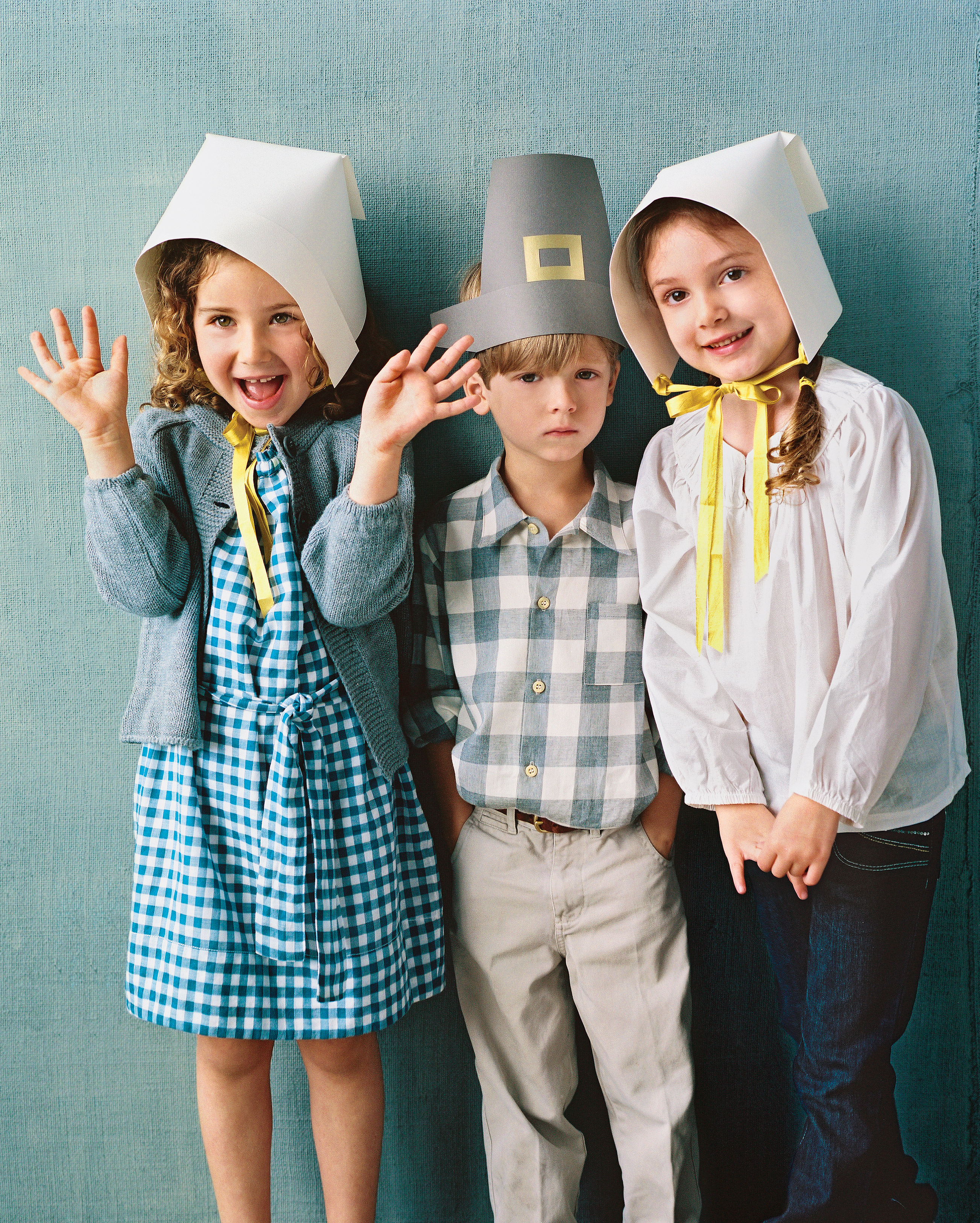 Pilgrim Hats and Bonnets