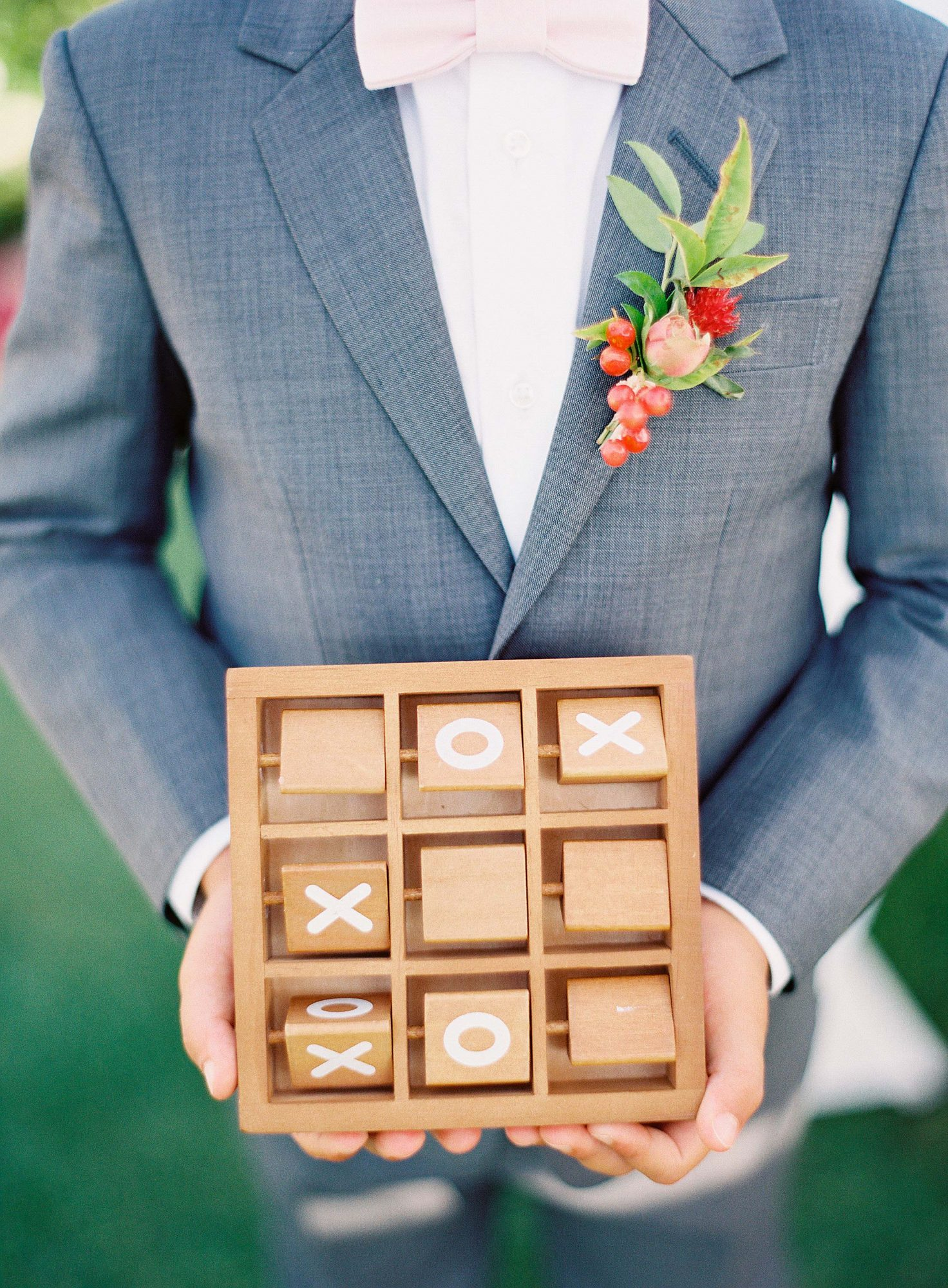 Favors for the Guys