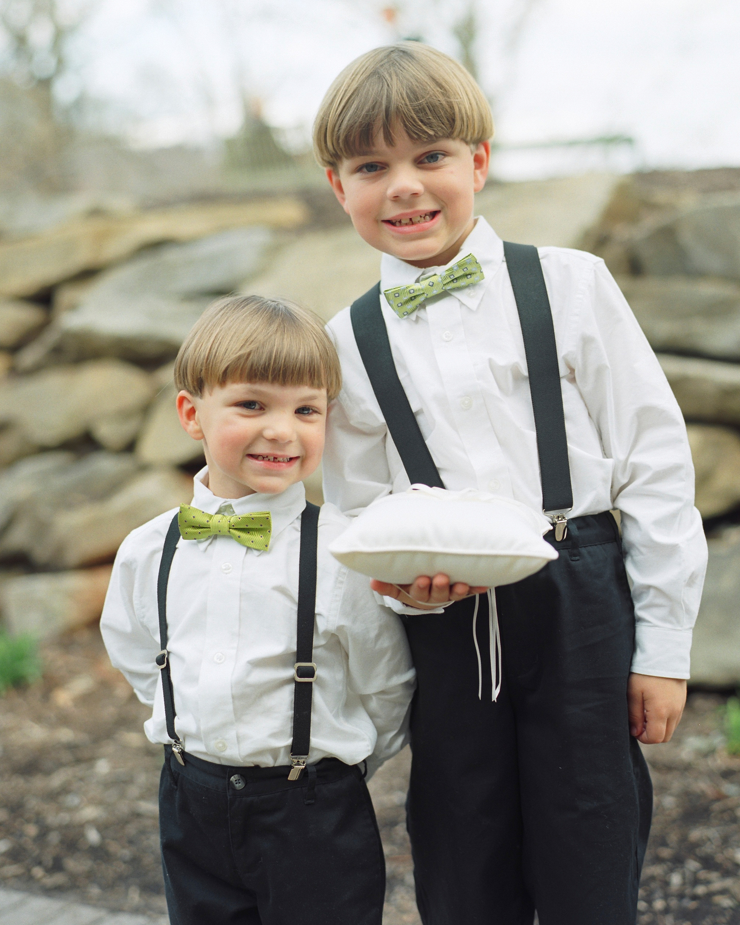 The Ring Bearers