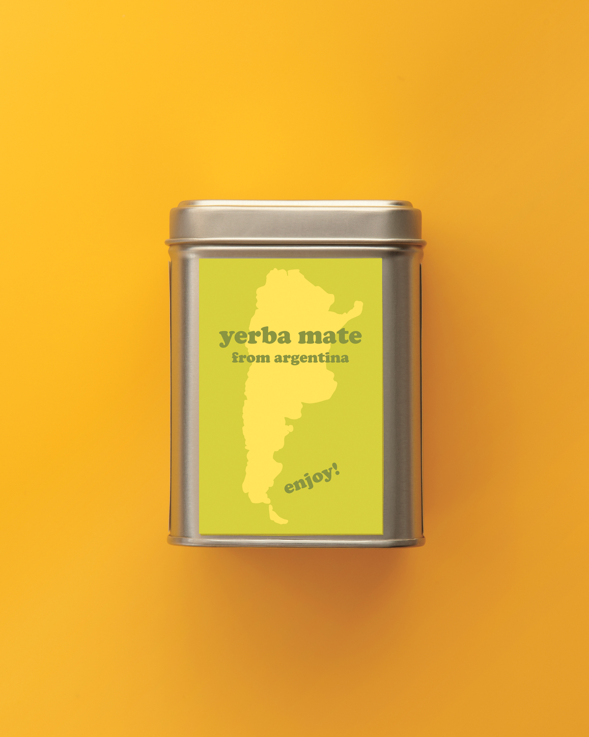Yerba Mate Tea Favor