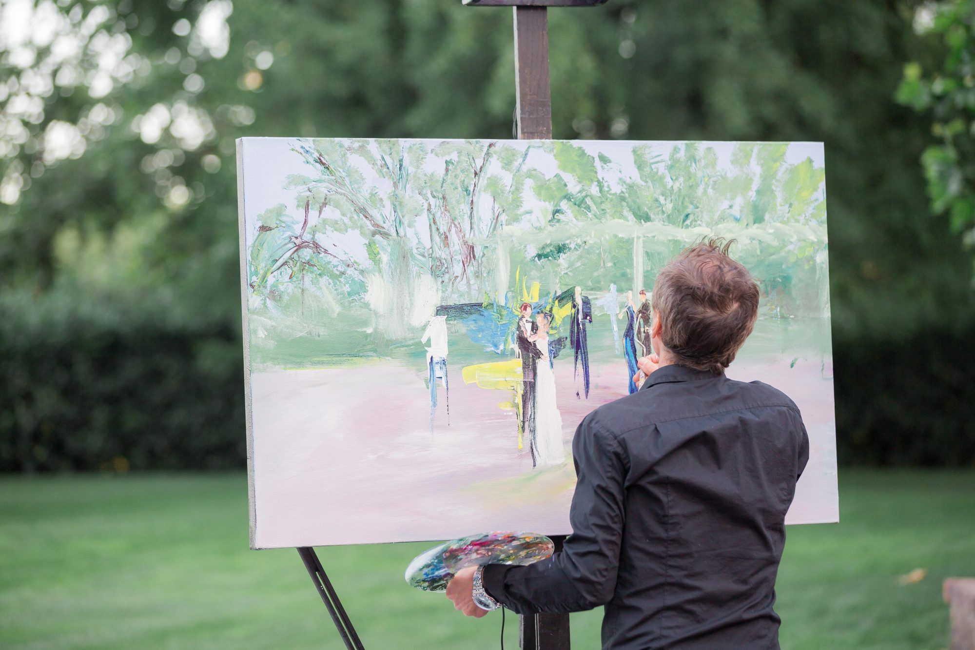 event painting