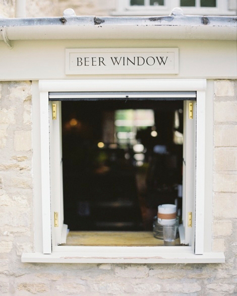 The Beer Window