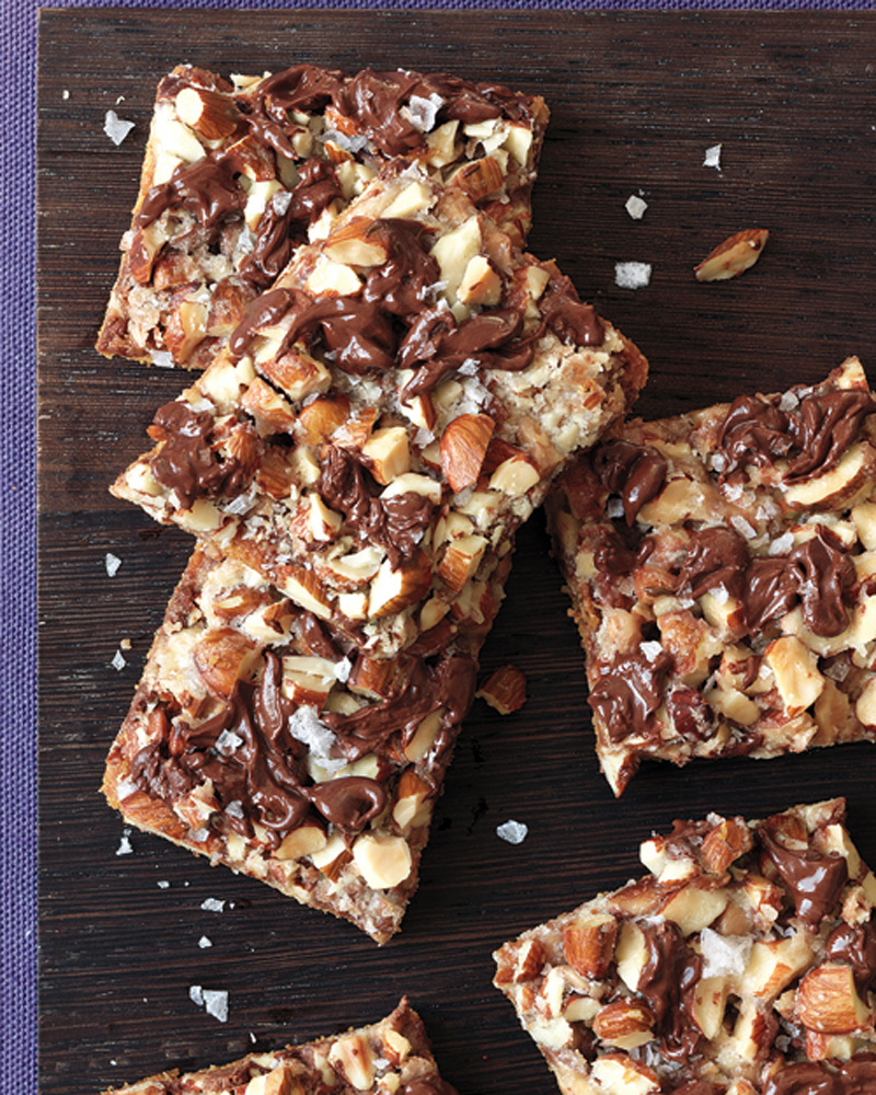 Salted-Toffee-Chocolate Squares