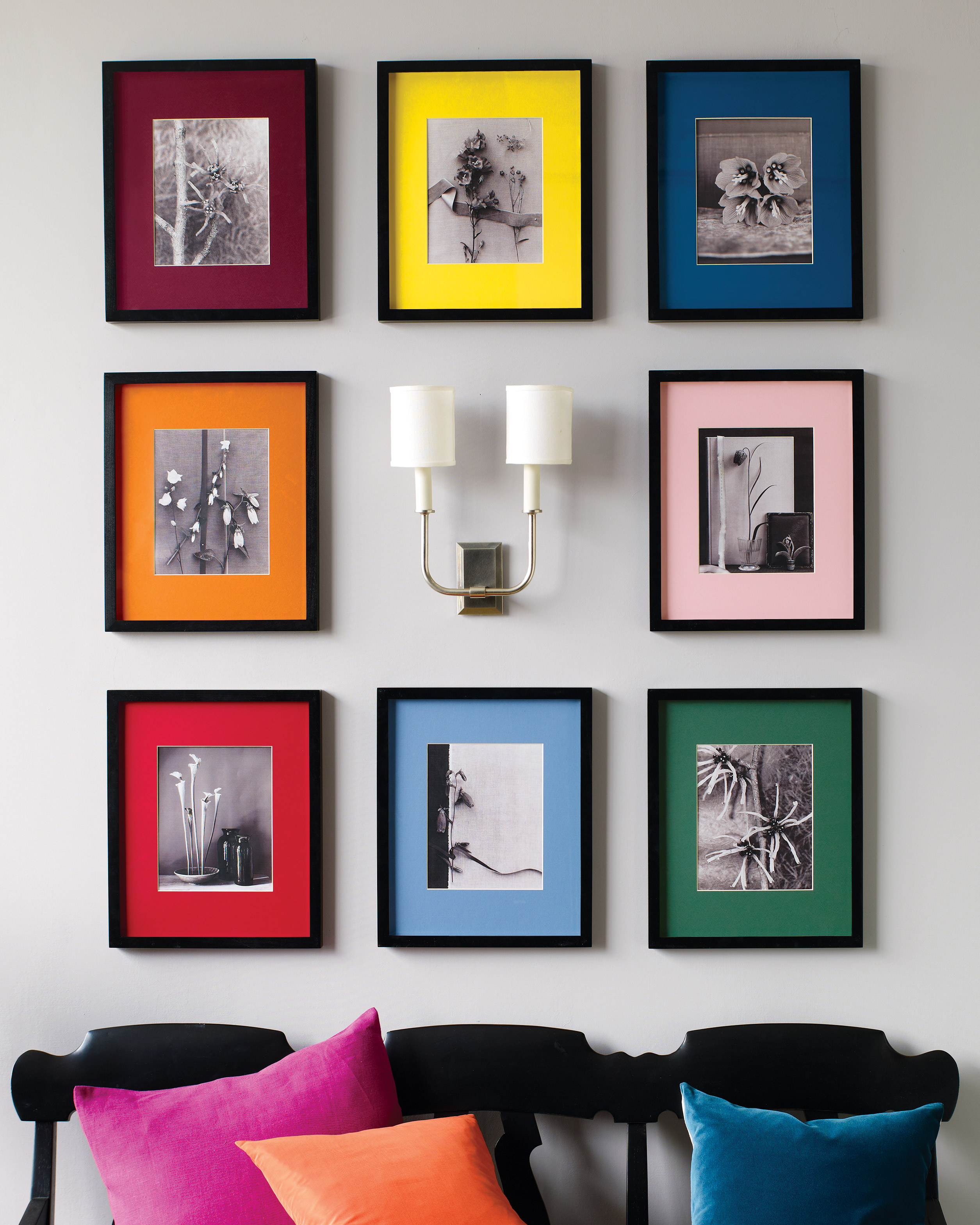 Curate a Gallery Wall