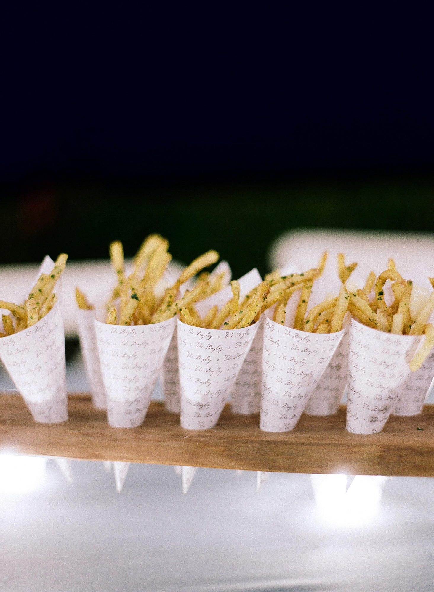 herbed fries