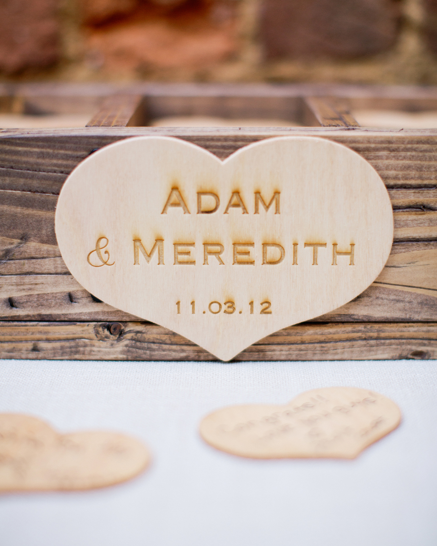 Unique Guest Book Idea
