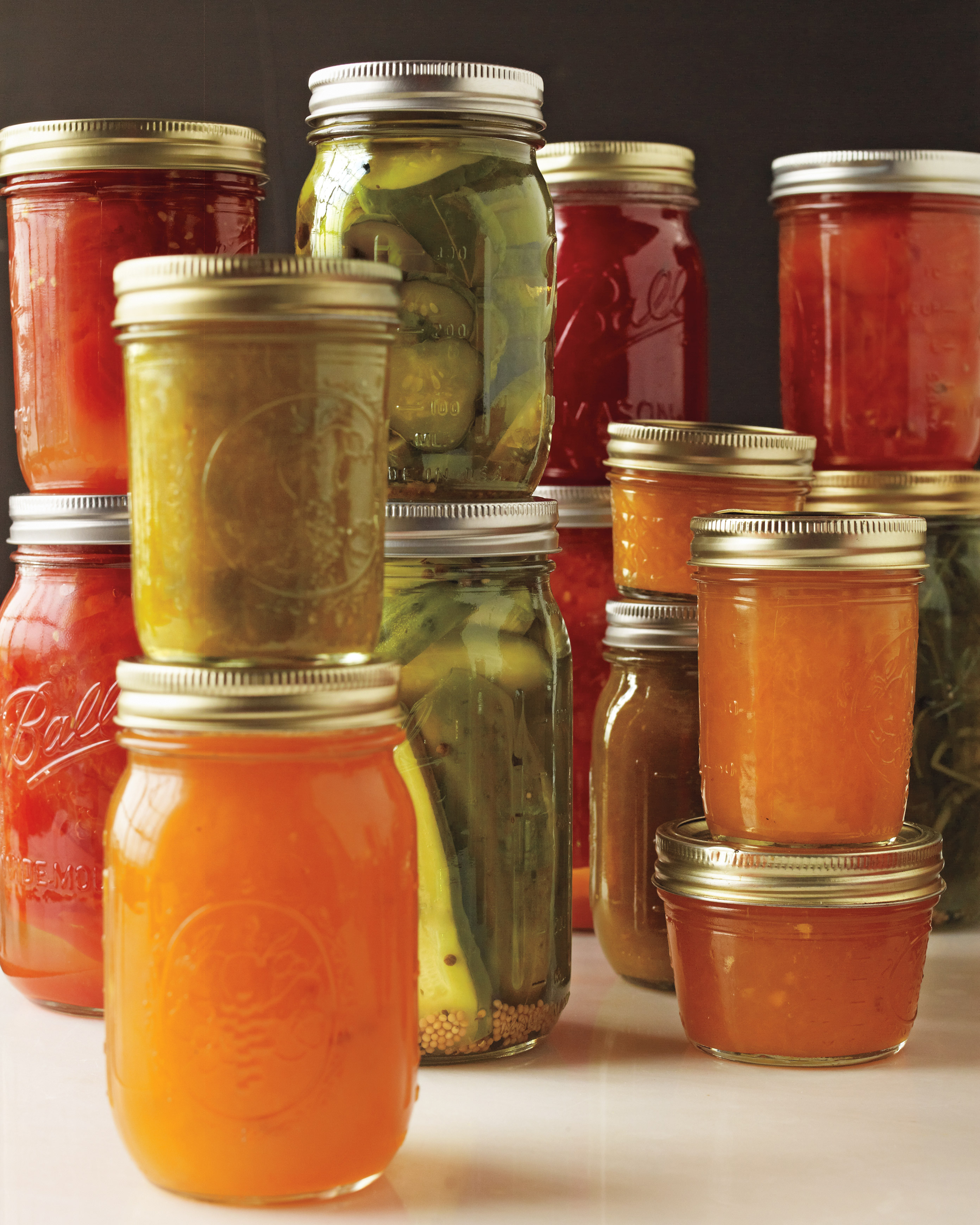 Master Canning and Become a Preserver