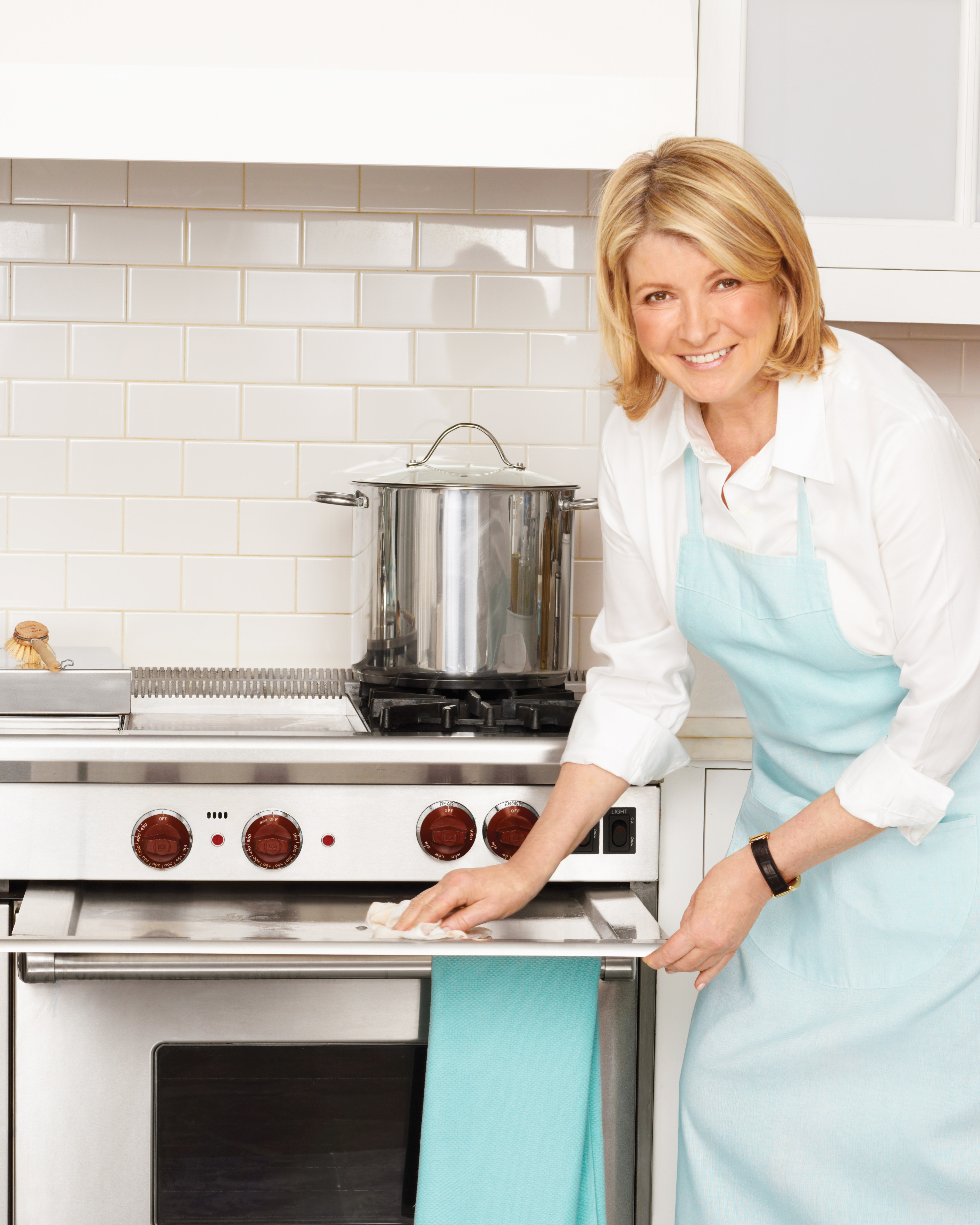 Get a Spotless Stove (and Beyond)
