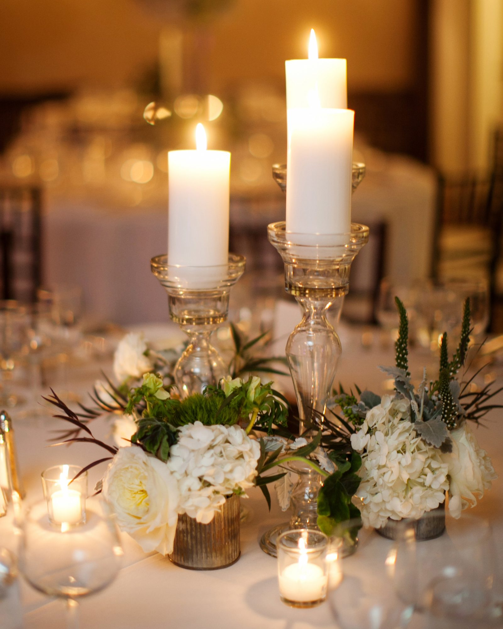 Luminous Centerpieces