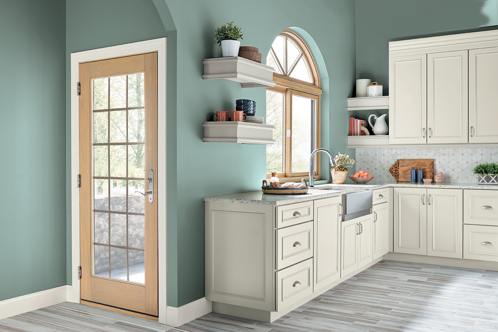behr kitchen color