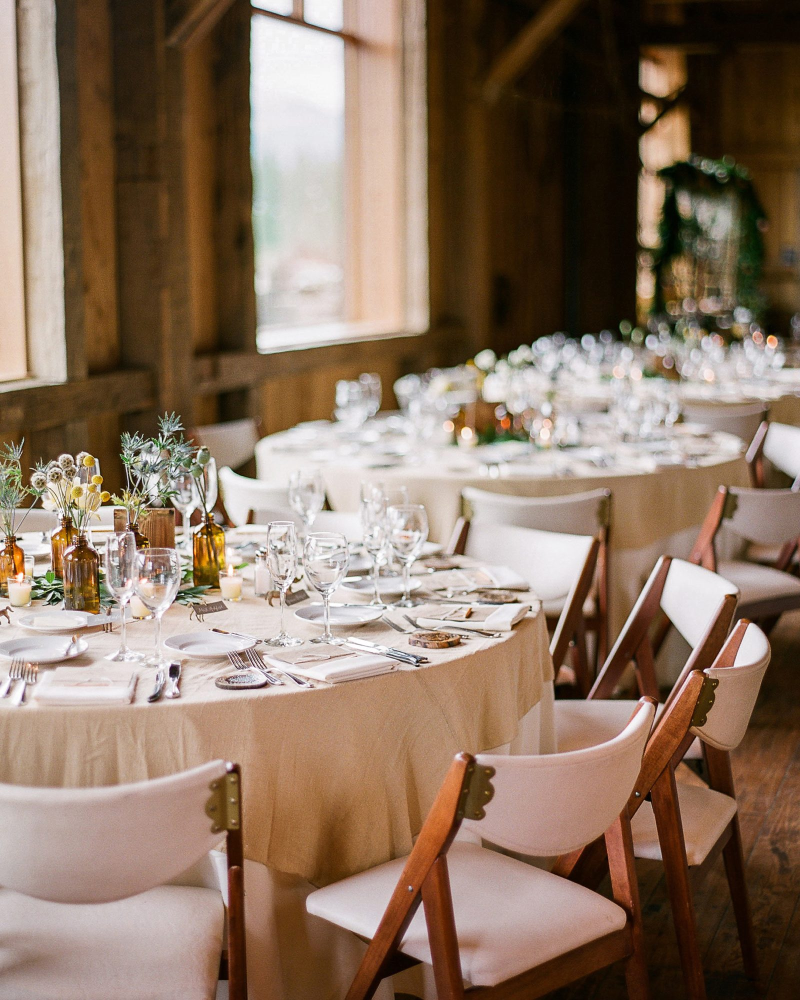 The Rustic Reception