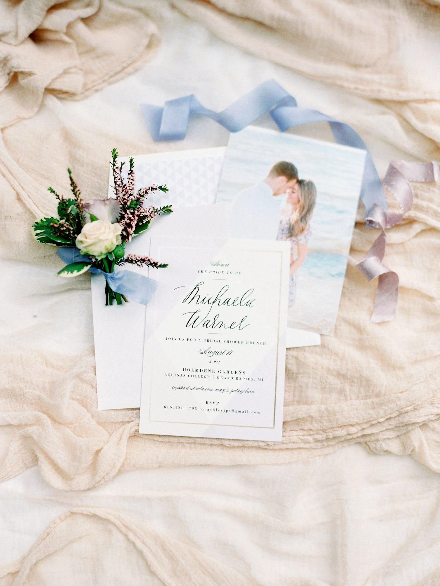 Everything You Need To Know About Bridal Shower Invitations Martha Stewart