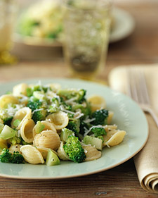 Broccoli with Orecchiette