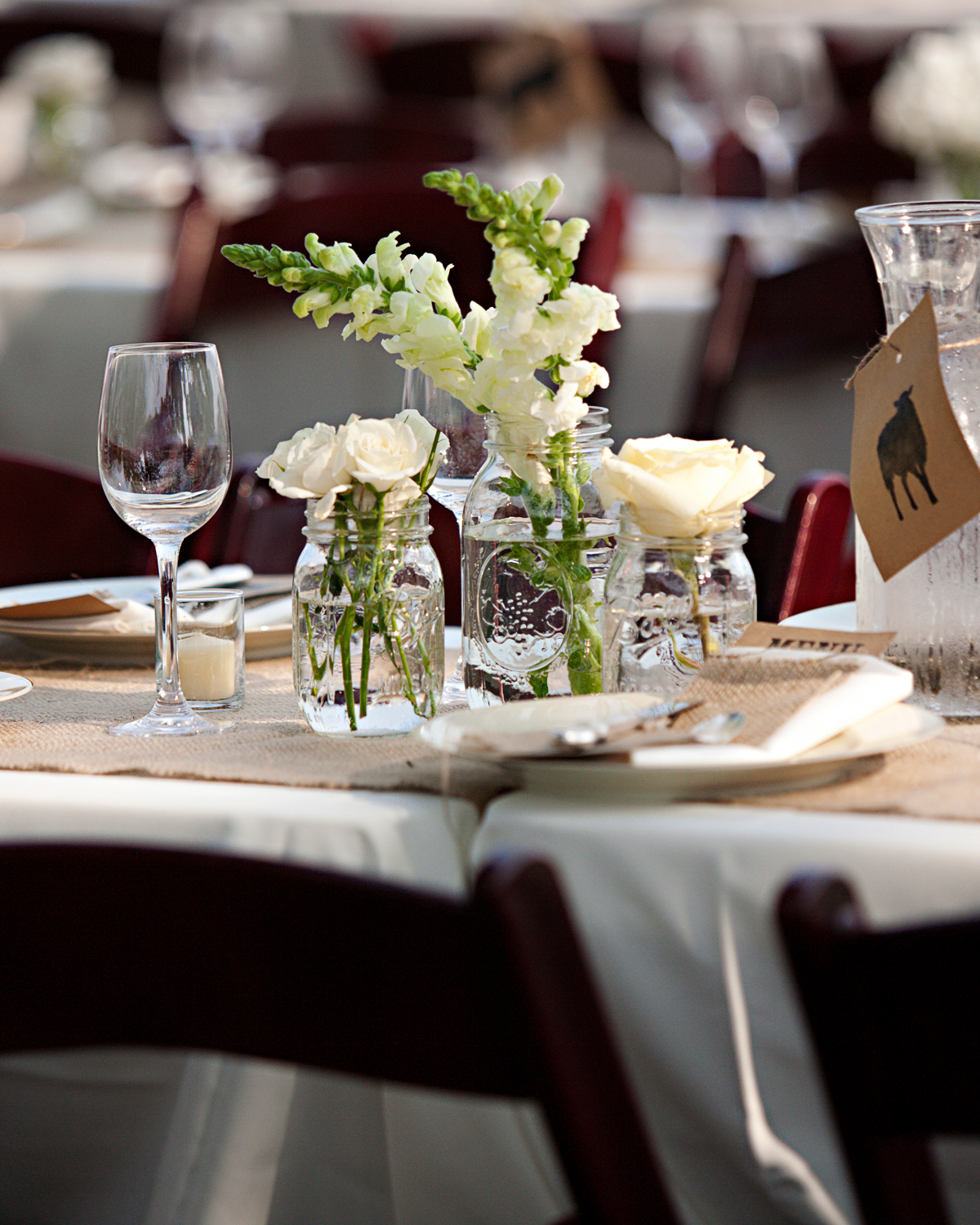 Clustered Centerpieces