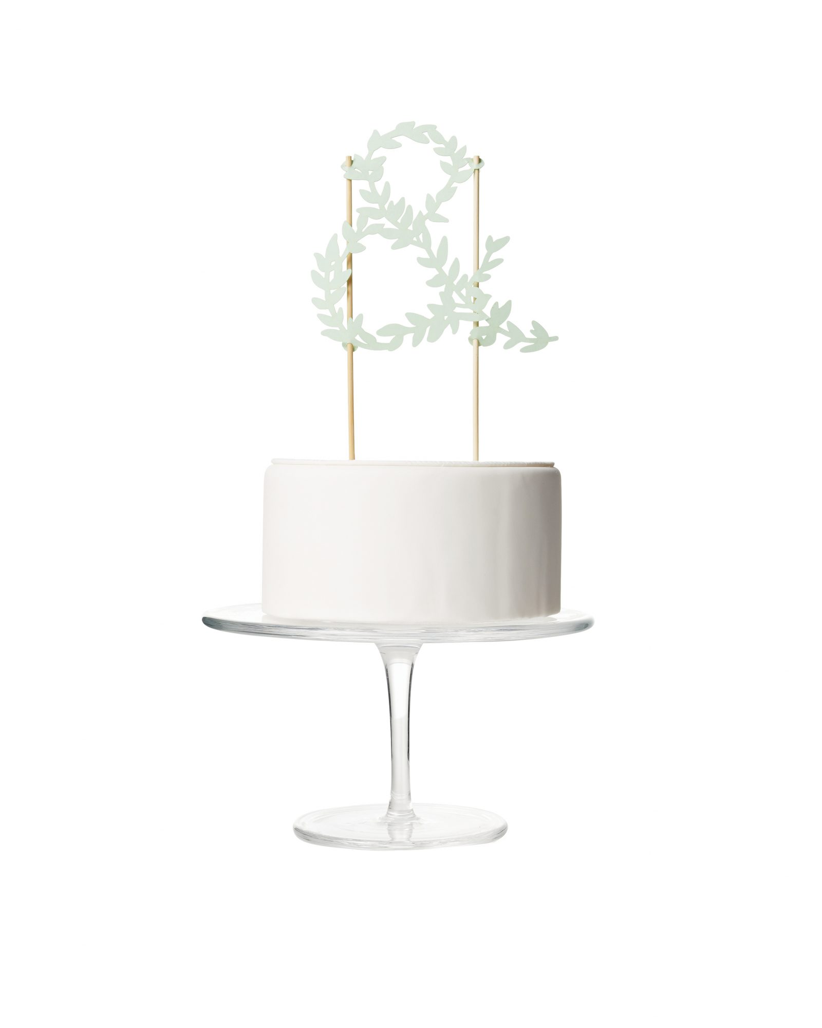 Ampersand Cake Topper