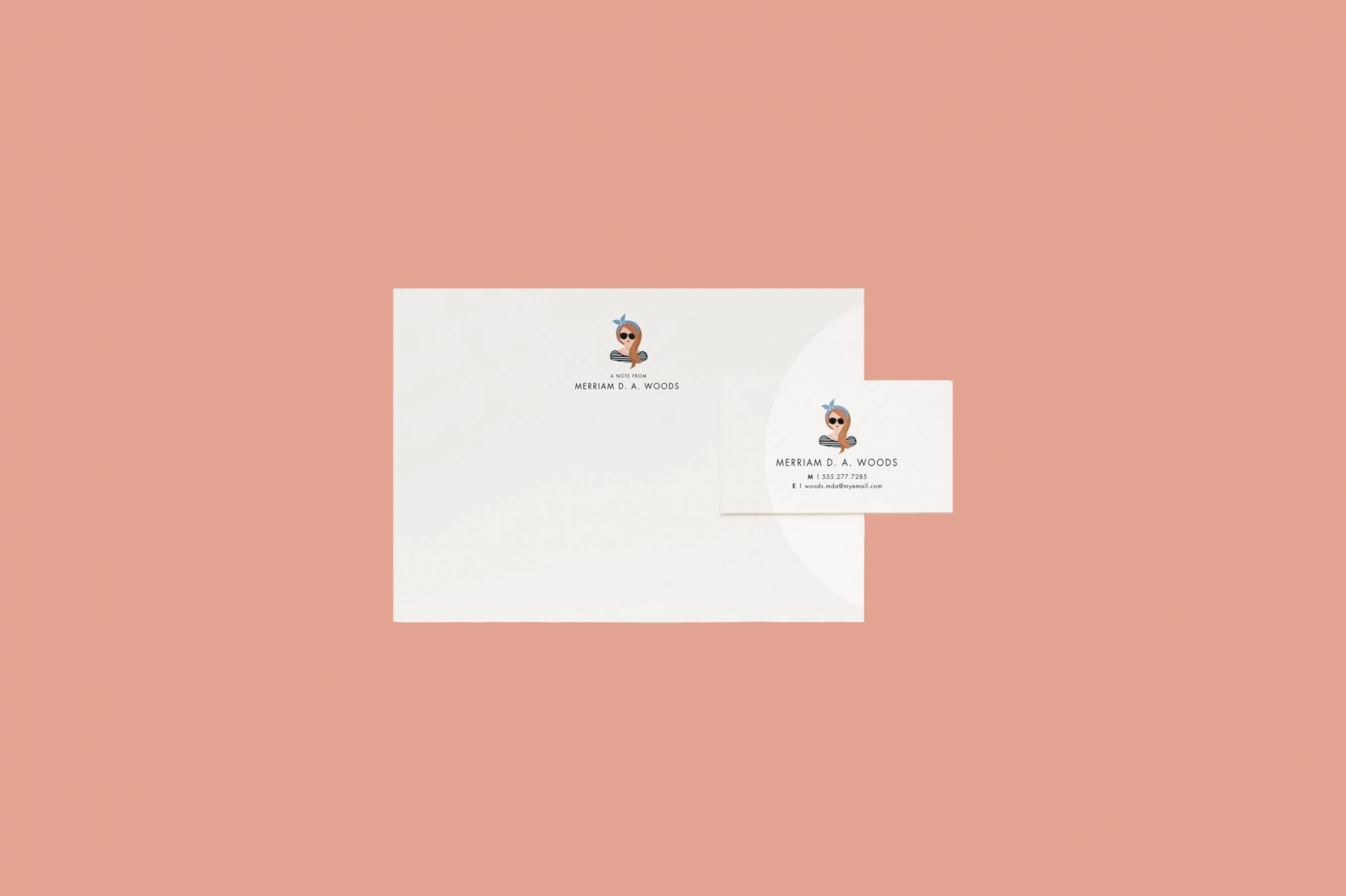 "Rifle Paper Co. ""Portrait"" Stationery"