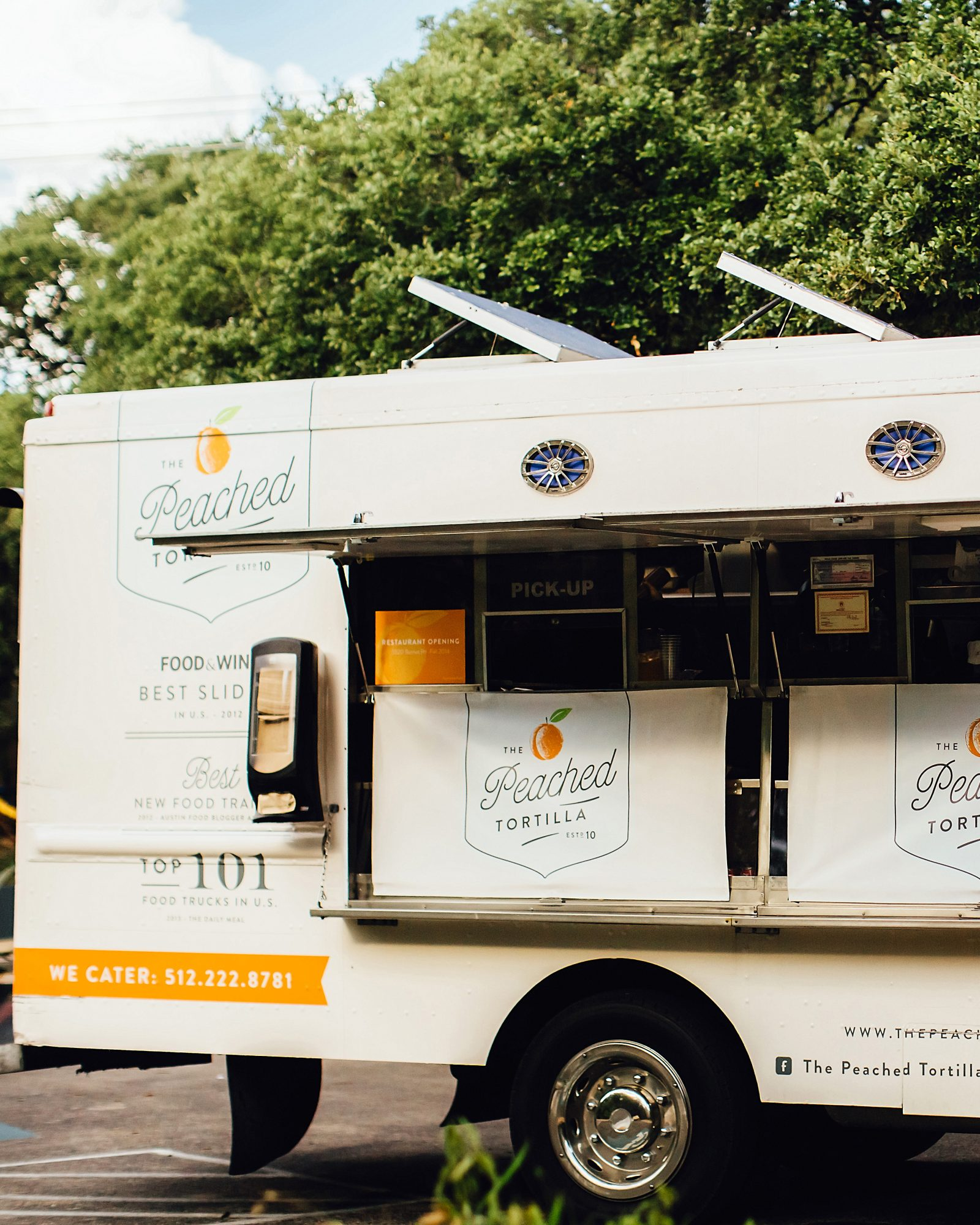 peached tortilla food truck mobile